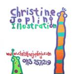 Christine Jopline, Illustrator